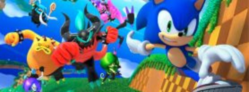 Sonic Lost World (3DS) Review