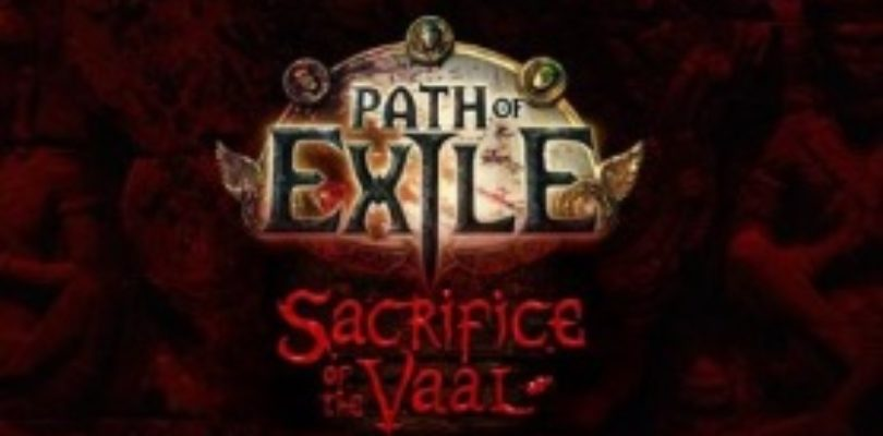 Path of the Exile: Sacrifice of the Vaal Preview