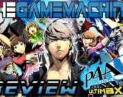 The Game Machine: Persona 4 Arena Ultimax Review