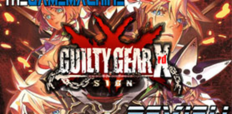 The Game Machine: Guilty Gear XRD Review for PS4