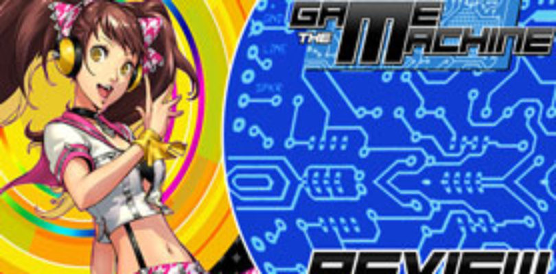 The Game Machine: Persona 4 Dancing All Night Review