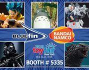 Bluefin showcases new figure lineup For NY Toy Fair 2019