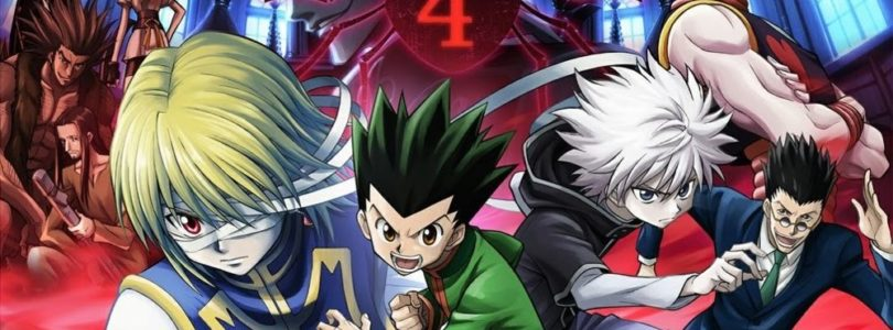 VIZ Media Presents HUNTER X HUNTER: THE LAST MISSION In Theatres This Weekend