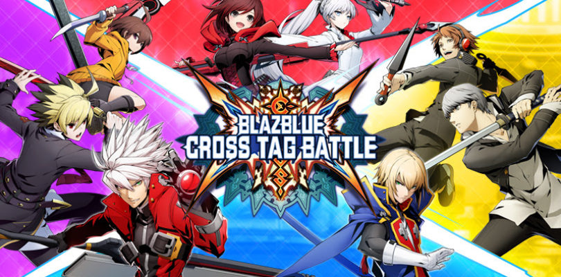 BlazBlue: Cross Tag Battle Officially Arriving in Arcades in Japan
